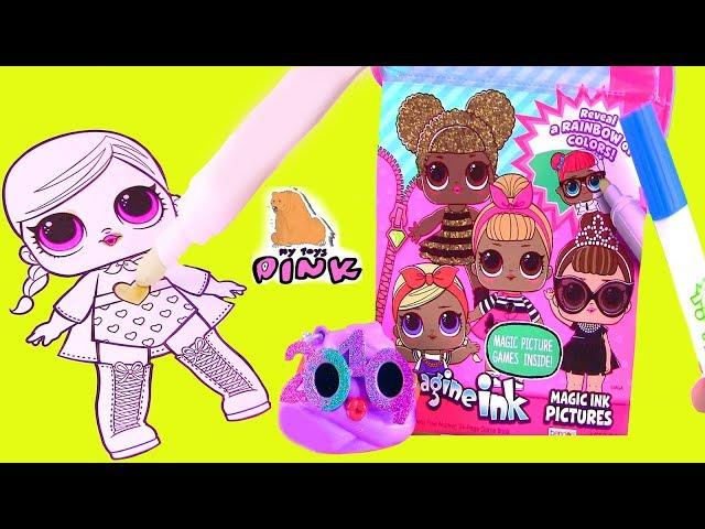 куклы лол Hairgoals оригинал подделка распаковка капсулы