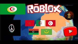Roblox - Rise Of Nation forming Maghreb Union!