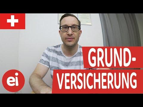 Grundversicherung Schweiz: Was