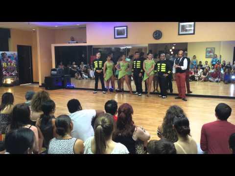Yamulee Houston performance at Salrica