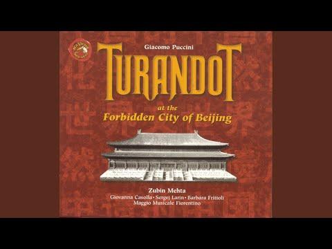 Turandot: Act Three: Scene One: Nessun dorma!