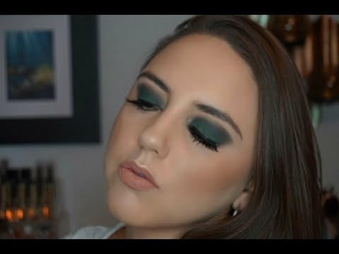 Dramatic Matte Fall Eye Makeup  Brianna Mae