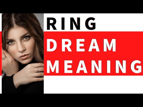 Dream about Ring: