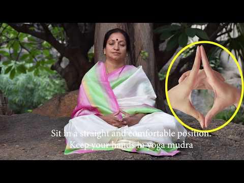 How to practice Sushumna Kriya Yoga