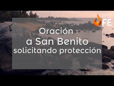 Oración a San Benito solicitando protección  - Peticiones cristianas