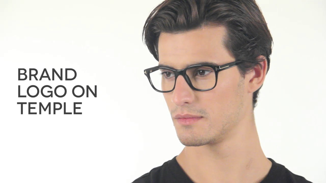 Tom Ford Ft5196 Eyeglasses Smartbuyglasses Youtube