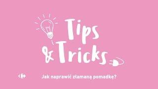 Tips & Tricks dla urody: jak naprawić złamaną szminkę?
