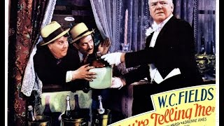 W C  Fields   You're Telling Me (1934) 480p