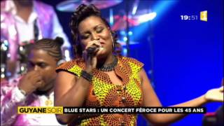 Blue Stars, un concert féroce pour les 45 ans