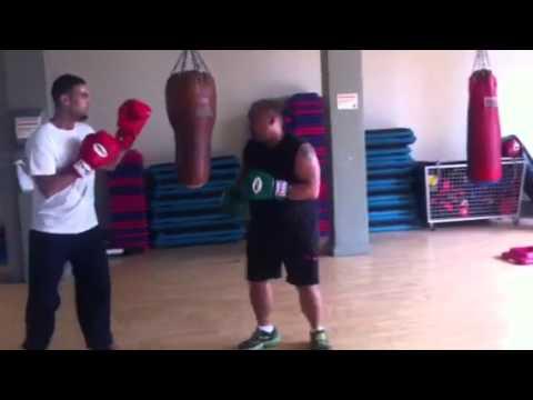 Boxing soho gyms style