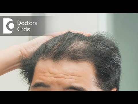 Tips For Dry Hair With Hairfall After Minoxidil In Young Men - Dr. Nischal K