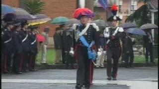 Sfilamento in parata Carabinieri