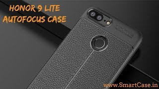 Honor 9 Lite Auto Focus Back Cover Case Protection | www.SmartCase.in