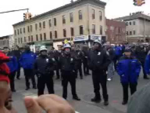 #kimanigray #brooklynprotest