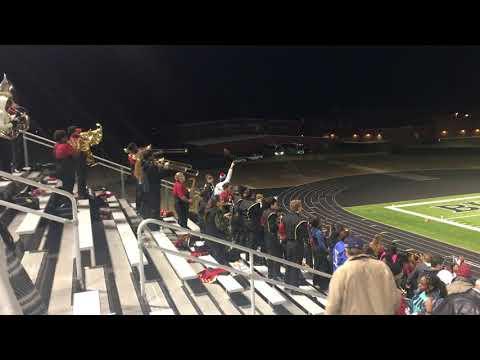 Liberty Eylau High School Playoffs at Royse City