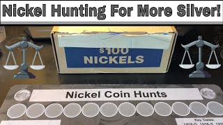 Roll Hunting Nickels, Found More Silver!