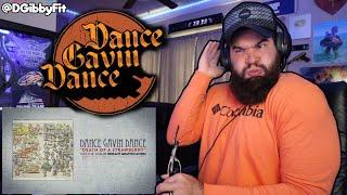 DANCE GAVIN DANCE - DEATH OF A STRAWBERRY (REACTION!!!)