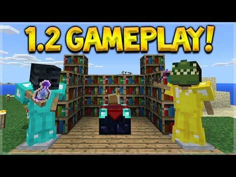 LIVE - BETTER TOGETHER UPDATE! Minecraft 1.2 BETA Exploring W/ Xbox Controller (3)