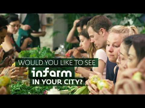 Infarm expands its 'in-store farming' to Paris