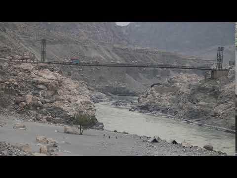 WelCome To Skardu But Alam Bridge Very Dangerous