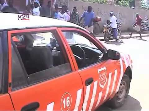 Security Guard Killed in Mombasa