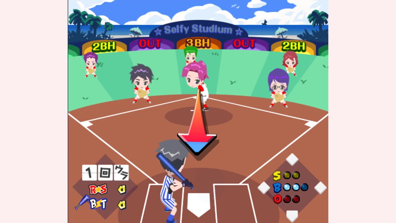 How To Play Cartoon Baseball Game Free Online Games Mantigames Com Youtube