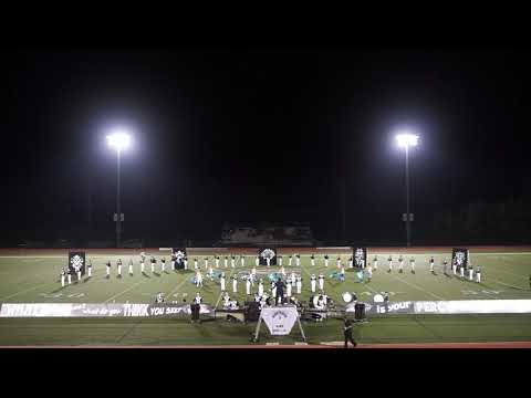 WTHS Marching Minutement - Egg Harbor Township Competition!
