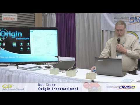 IMTS 2014 - DMSC Demonstrates New QIF 2.0