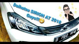Review All New Daihatsu Sirion 2018 AT