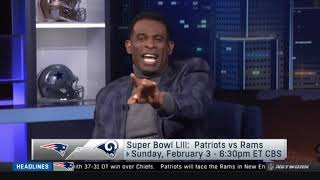 Shannon Sharpe REACT to R. Gronkowski: 6 rec, 69 Yds; Most rec Yds since week 14