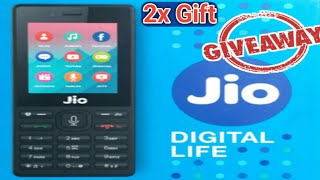 Jio Phone Unboxing And 2x GIVEAWAY - 699Rs Dhamaka 🔥 Jio Phone Diwali Offer *GIVEAWAY*