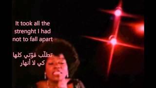 I WILL SURVIVE | Gloria Gaynor  مع الكلمات بالعربية