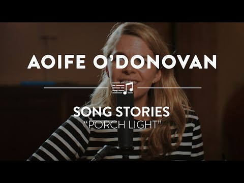 "Aoife O'Donovan ""Porch Light"" Live with Collings 0 Series 