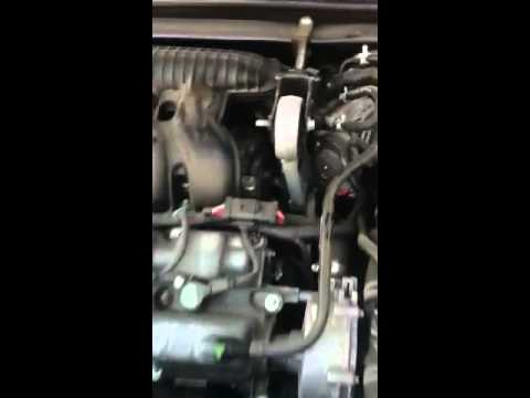 ford five hundred problem - youtube