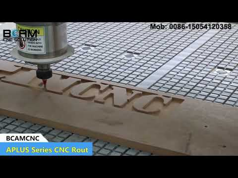 For Conventional Processing Wood HSD Air-cooled Spindle CNC ...