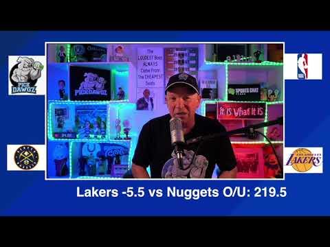 Los Angeles Lakers vs Denver Nuggets 2/4/21 Free NBA Pick and Prediction NBA Betting Tips