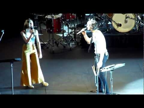 Gotye -  Somebody I Used To Know live @ The Fox Theater, Oakland, September 9, 2012
