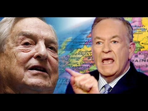 Bill O'Reilly Blames His Firing On George Soros