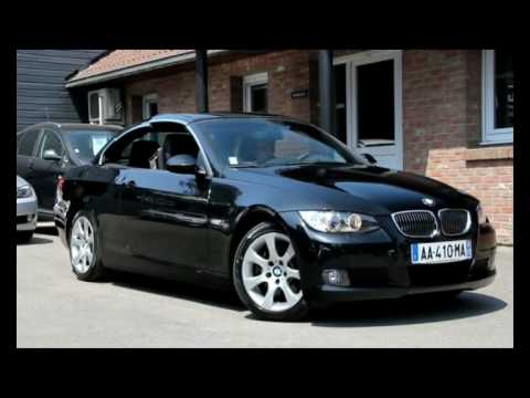 bmw 325 i cabriolet 2009 mouvaux youtube. Black Bedroom Furniture Sets. Home Design Ideas