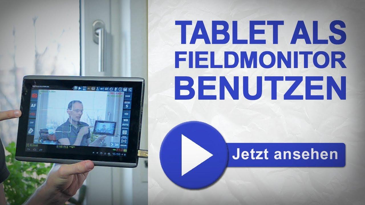 tablet als externen monitor benutzen i youtube. Black Bedroom Furniture Sets. Home Design Ideas