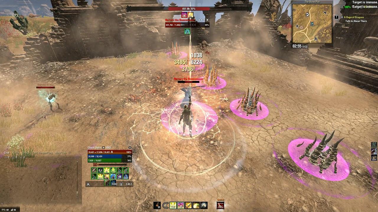 Tamriel World Map for The Elder Scrolls Online | game-maps.com |Eso World