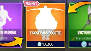 These Emotes Sound Better *BASS BOOSTED*..! pt. 2