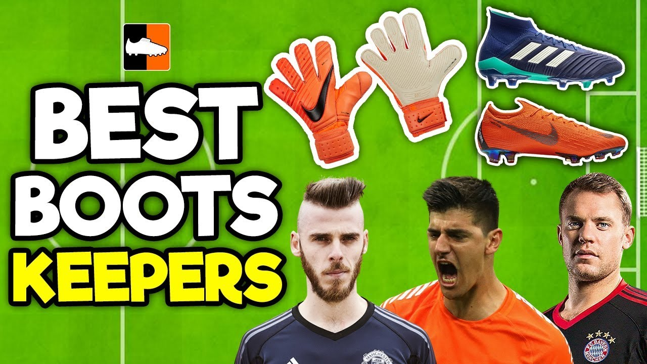 0c428b11d Best Boots For Goalkeepers? Top Gloves & Cleats For Keepers - YouTube