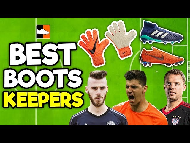 What Boots Should a Goalkeeper Wear  Football Boots for Goalies 9044ddc4371f