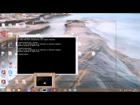 Java Tutorial #1 Installing Java On Windows Vista, 7 And 8 From Yucca,  Developer With A Brain Tumor