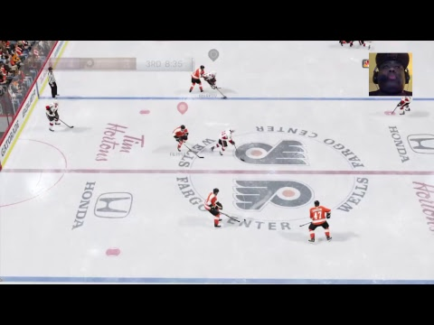 GAME 52 OTTAWA SENATORS AT PHILADELPHIA FLYERS,THE NHL SEASON TWO 2017