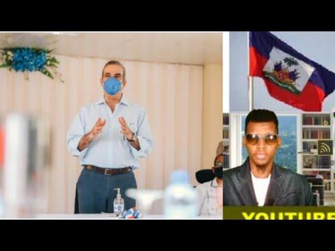 PREZIDAN DOMINIKEN AN FÈ GWO DEKLARASYON SA SOU HAITI