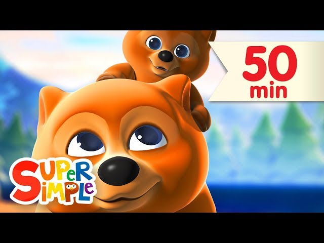 Sweet Dreams + More | Nursery Rhymes & Lullabies | Super Simple Songs