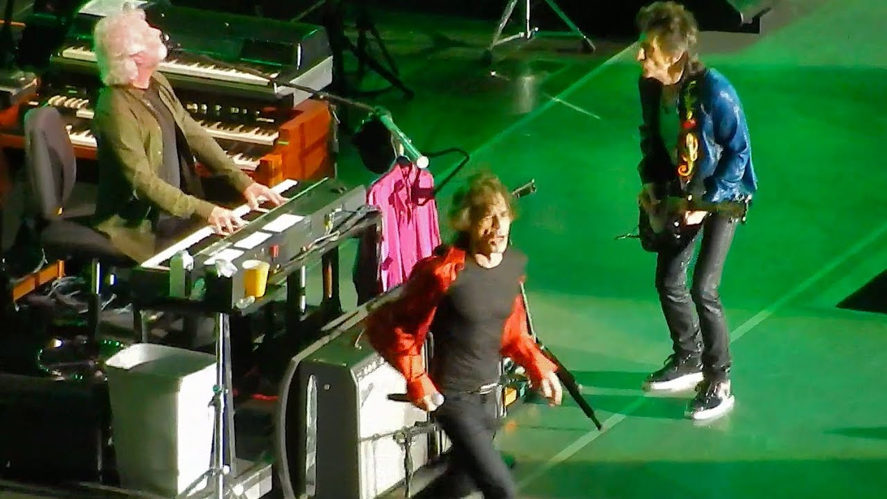 The Rolling Stones - Monkey Man - Soldier Field - Chicago, IL - June 25,  2019 LIVE