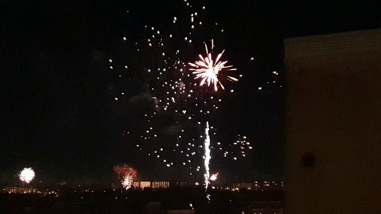 Fire works in Stockholm, Sweden| Happy New year| 2020